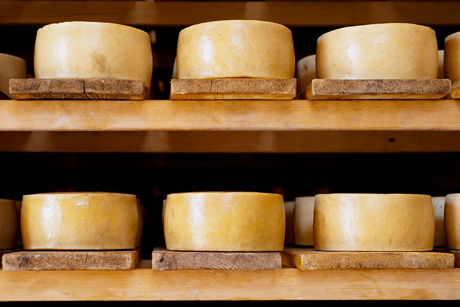 גבינת פג קרואטית