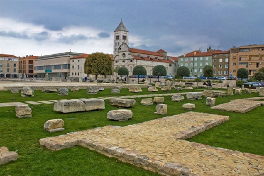 שרידי הפורום הרומאי