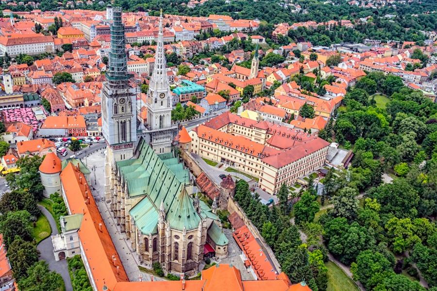 הקתדרלה של זאגרב